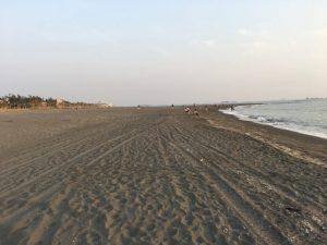旗津半島ビーチ
