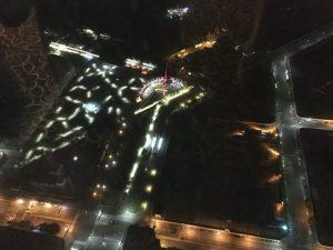 高雄85スカイタワー展望台
