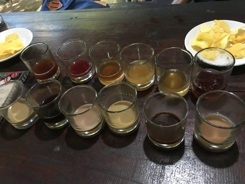 Ubud Sariでルアックコーヒー@ウブド